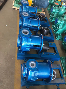 high-temperature magnetic pump
