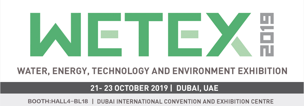 TEFLOW to attend Dubai WETEX Water treatment Exhibition